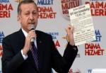 Erdoğan'dan 'yoğun bakımda' iddiasına tepki