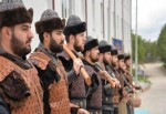 Ertuğrul Gazi Türbesi'nde Alp kıyafetli askerlerden 'saygı' nöbeti