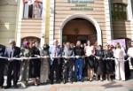 Ertürk'ün öğrencileri sertifikalarını aldı