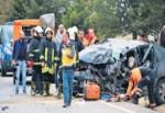 Eski belediye başkanı kazada öldü
