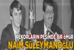 Eski milli halterci Naim Süleymanoğlu vefat etti