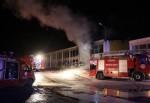 Eskişehir'de yağ deposunda patlama
