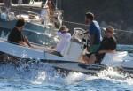 Fatih Terim ve Şahan Gökbakar tekne turu yaptı