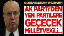 Fehmi Koru'dan dikkat çeken sözler: AK Parti'den yeni partiye geçecek milletvekili...