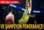 Fenerbahçe - Olympiakos maçı: 80-64