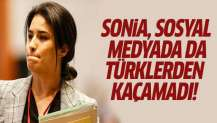 Fransız parlamenter Twitter'da da Türkler'den kaçamadı
