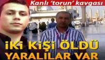 Gaziantep'te torun kavgasında 2 kişi öldü