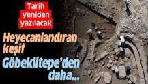 Göbeklitepe'den daha eski olduğu düşünülen Karahantepe'de yeni sürprizler ortaya çıkıyor