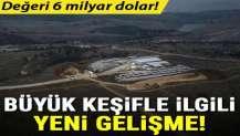 Gübretaş'ın milyarlarca dolarlık altın keşfi resmen teyit edildi!