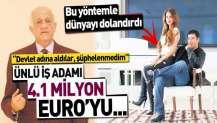 Güncel 25.02.2019 Gazete İnan Kıraç doğruladı: 4.1 milyon euro kaptırdım! .