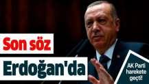 'Güvenlik soruşturması' ile ilgili iki alternatifli taslak hazırlandı! Son söz Başkan Erdoğan'da.