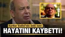 Haldun Boysan hayatını kaybetti