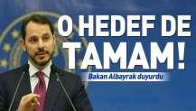 Hazine ve Maliye Bakanı Berat Albayrak'tan bütçe açığı açıklaması.