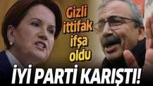 HDP'nin gizli ittifak itirafı İYİ Parti'yi karıştırdı