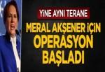 Hürriyet'ten Meral Akşener'i parlatma operasyonu