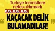 İçişleri Bakanlığı açıkladı: 89 terörist etkisiz hale getirildi.