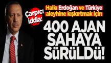 İdlib ajan kaynıyor! Halkı Erdoğan'a karşı kışkırtmakla görevliler