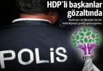 İki belediyeye polis baskını! HDP'li başkanlar gözaltında