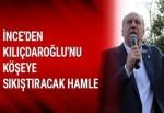 İnce, 100 bin imza toplayıp Kılıçdaroğlu'nu tüzük değişikliğiyle köşeye sıkıştıracak