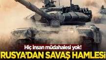 İnsan müdahalesi hiç olmayacak! Rusya'dan dikkat çeken savaş hamlesi
