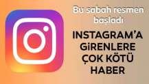 Instagram kullanıcıları şokta