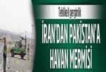 İran'dan Pakistan'a havan mermisi