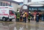 Isparta'da IYAŞ Park Alışveriş Merkezi'nin tavanı çöktü!