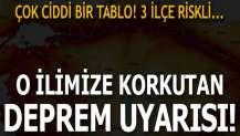 İstanbul depreminden sonra İzmir için korkutan açıklama!