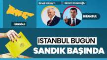 İstanbul sandık başında