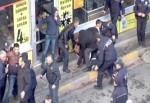 İtfaiyeci, yangın alanındaki park tartışmasında gözaltına alındı