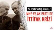 'İttifak içi baraj' mesaisi: AKP ve MHP'de krize neden olan hamle