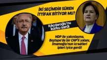 İYİ Parti ile CHP ittifakı bitiyor mu? CHP yeni ittifak arayışı içine girdi!.