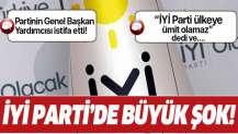 İYİ Parti'de büyük şok! Genel Başkan Yardımcısı Tuba Vural Çokal sert sözlerle istifa etti!.