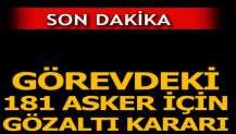 İzmir merkezli dev operasyon başladı