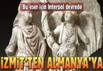İzmit'ten çalınan tarihi eserler Almanya'da çıktı