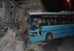 Karabük'te halk otobüsü eve girdi! Çok sayıda yaralı var