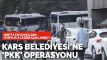 Kars Belediyesi'ne PKK operasyonu