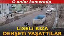 Kars'ta lise öğrencisini zorla kaçırmaya çalışanlar yakalandı