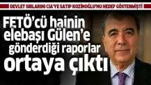 Kaşif Kozinoğlu'nu hedef gösteren Enver Altaylı'nın Gülen'e gönderdiği raporlar ortaya çıktı! .