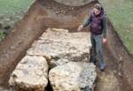 Kastamonu'da Paflagonya dönemine ait mezar odası bulundu