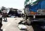 Kaymakam şoförü 10 yaşındaki oğluyla kazada öldü