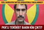 Kayseri'de yakalanan PKK'lı terörist 'canlı bomba' çıktı