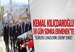 Kılıçdaroğlu Ermenek'teki madencilerin cenazesine gitti