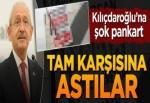 Kılıçdaroğlu'nın gözünün içine soktular: Aynaya bak!