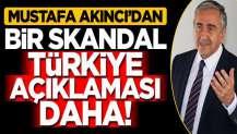 KKTC Cumhurbaşkanı Mustafa Akıncı'dan skandal 'Kapalı Maraş' açıklaması