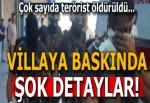 Konya'da DEAŞ'a yönelik operasyon! Çok sayıda terörist öldürüldü