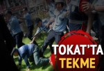 Kooperatif kavgasına polis müdahalesi