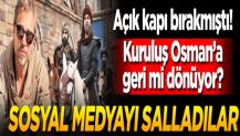 'Kuruluş Osman' hayranları pes etmiyor... Ertuğrul Bey geri dönecek mi?