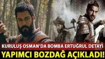 Kuruluş Osman'da bomba Diriliş Ertuğrul detayı!