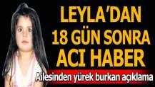 Leyla köyde ölü bulundu
